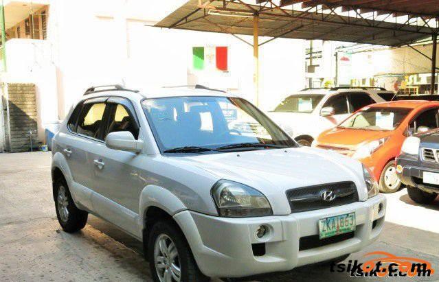 Hyundai Tucson 2007 - 4