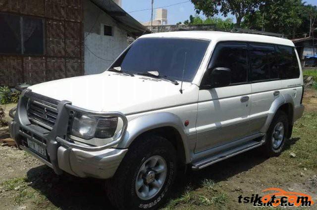 Mitsubishi Pajero 2006 - 1