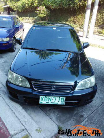 Honda City 2001 - 3