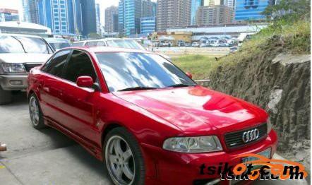 Audi A4 1998 - 3