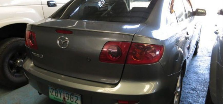 Mazda 3 2004 - 4