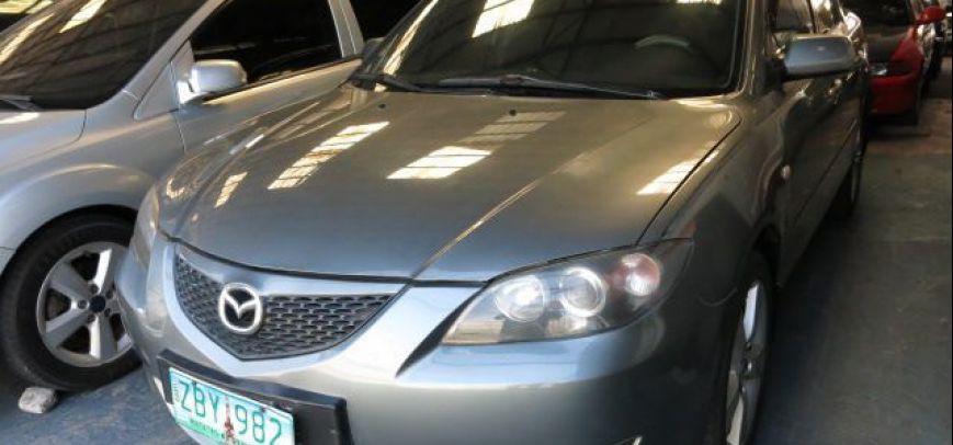 Mazda 3 2004 - 7