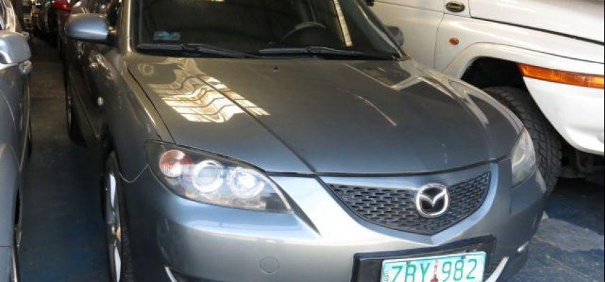Mazda 3 2004 - 8