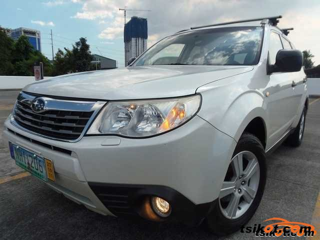 Subaru Forester 2009 - 1