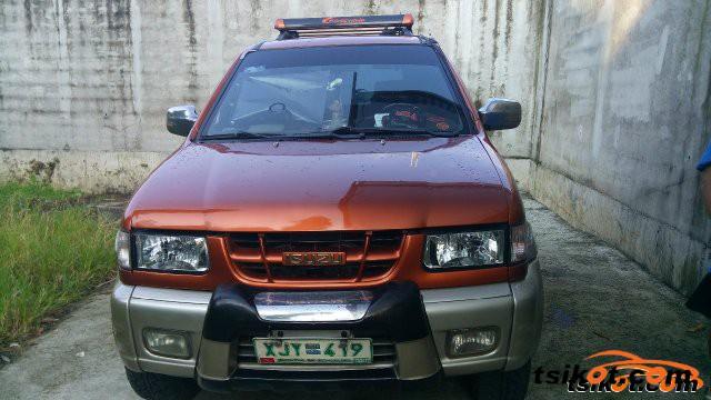 Isuzu Crosswind 2003 - 4
