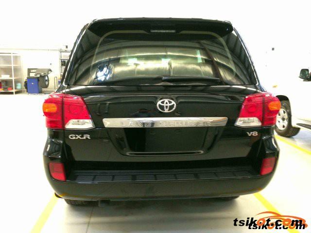 Toyota Land Cruiser 2015 - 5