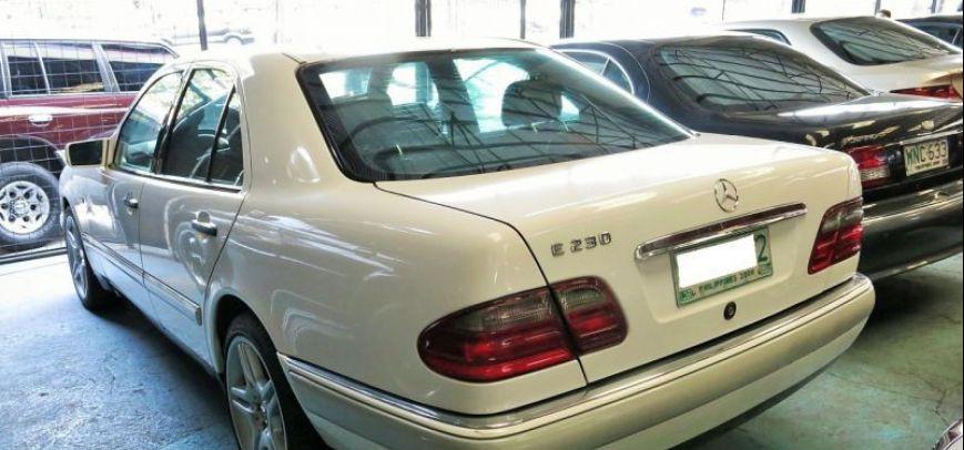 Mercedes-Benz 230 1996 - 2