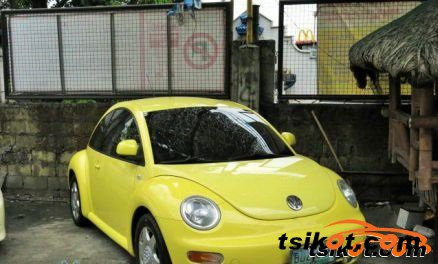 Volkswagen Beetle 2000 - 3