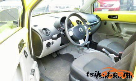 Volkswagen Beetle 2000 - 4