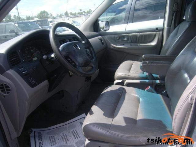 Honda Odyssey 2002 - 4