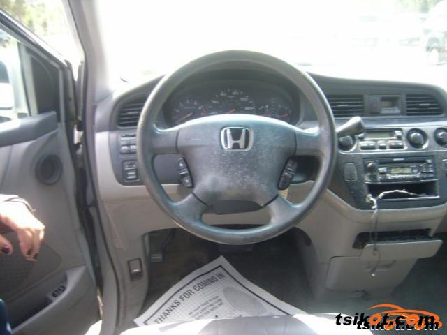Honda Odyssey 2002 - 5