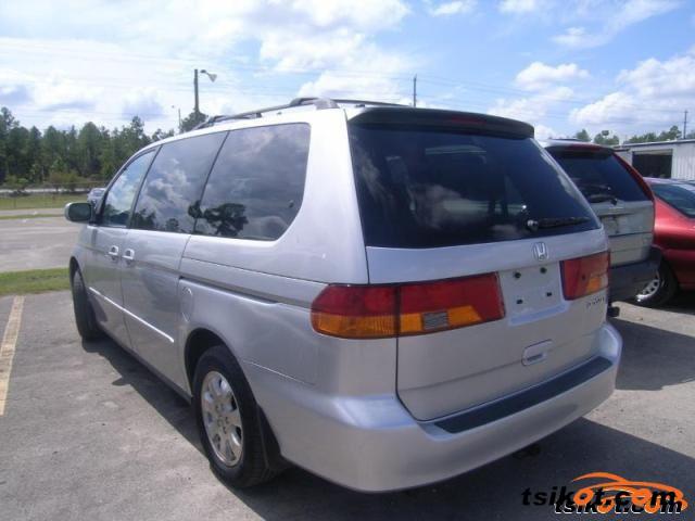 Honda Odyssey 2002 - 2