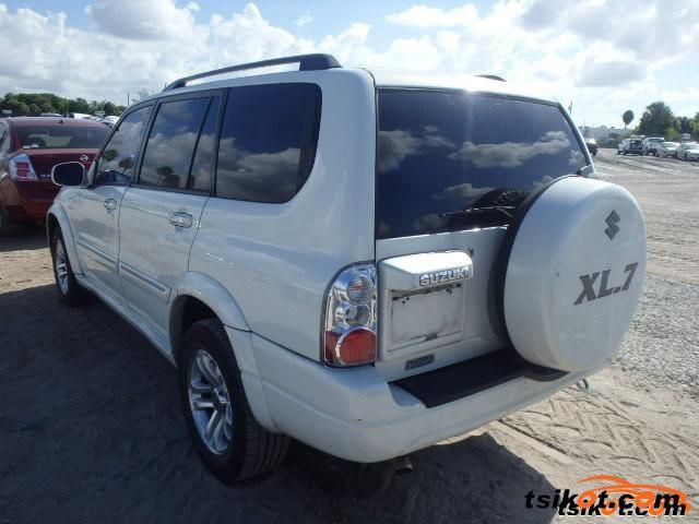 Suzuki Xl7 2004 - 3