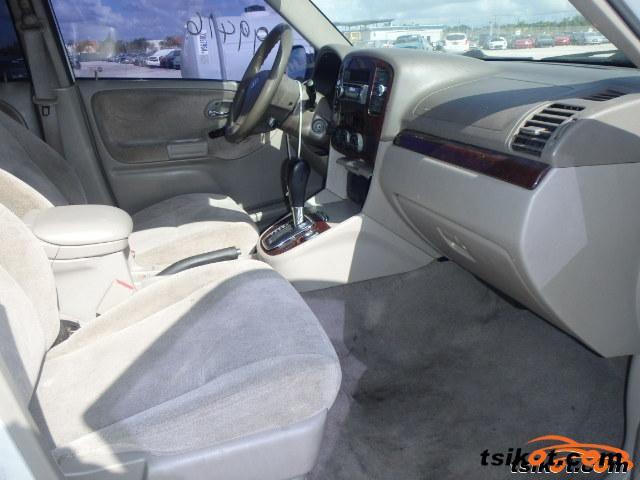 Suzuki Xl7 2004 - 5