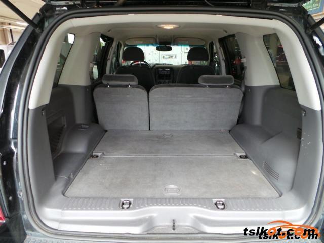 Ford Explorer 2002 - 5