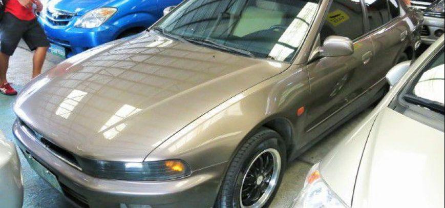 Mitsubishi Galant 1998 - 7