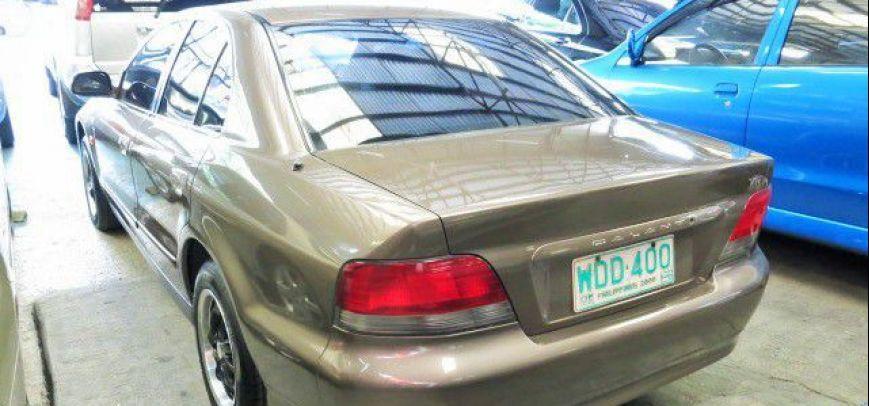 Mitsubishi Galant 1998 - 8