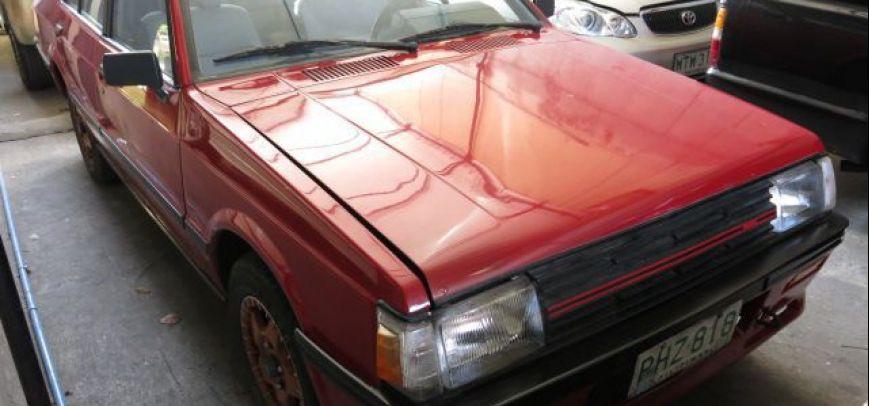 Mitsubishi Lancer 1986 - 2