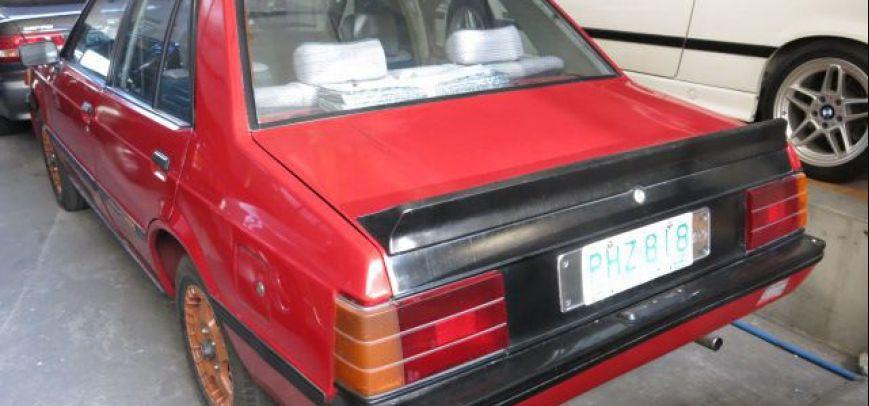 Mitsubishi Lancer 1986 - 8