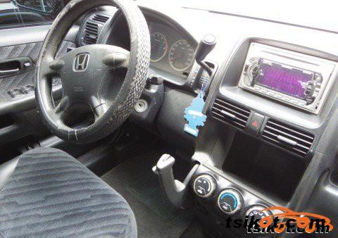 Honda Cr-V 2003 - 4