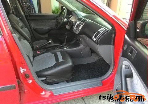 Honda Civic 2001 - 4