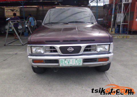 Nissan Terrano 1989 - 1
