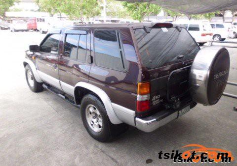 Nissan Terrano 1989 - 2