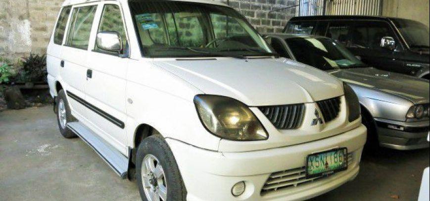 Mitsubishi Adventure 2004 - 1