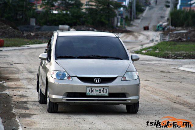 Honda City 2004 - 5