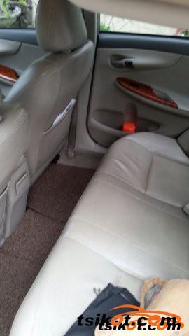 Toyota Altezza 2009 - 1