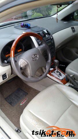 Toyota Altezza 2009 - 4