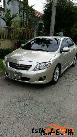 Toyota Altezza 2009 - 5