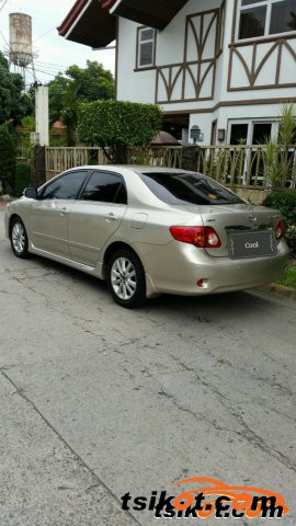 Toyota Altezza 2009 - 6
