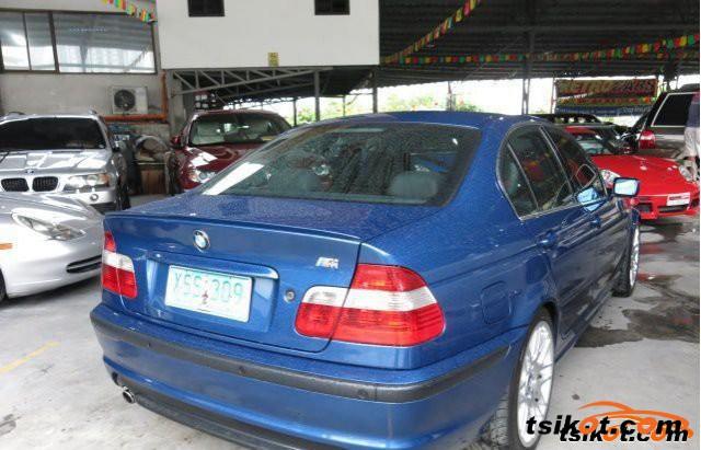 Bmw 318 2004 - 4