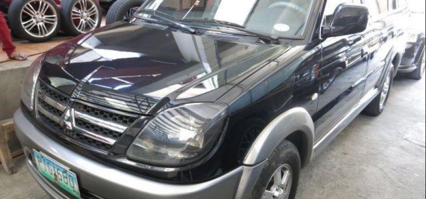 Mitsubishi Adventure 2011 - 2