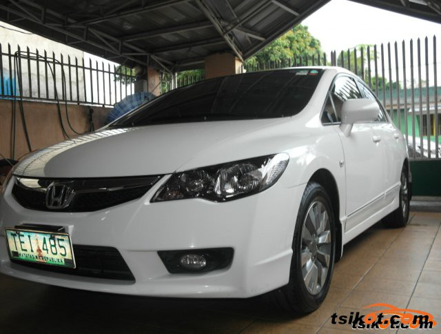 Honda Civic 2011 - 4