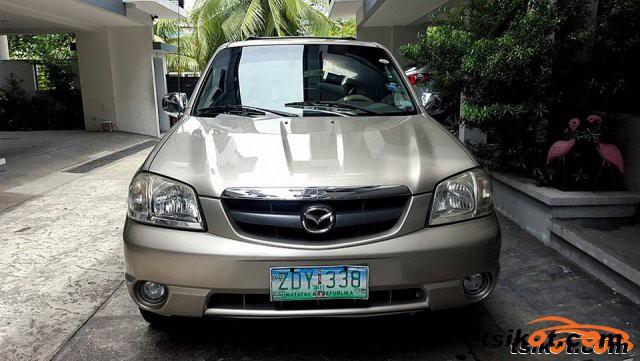 Mazda Tribute 2007 - 1