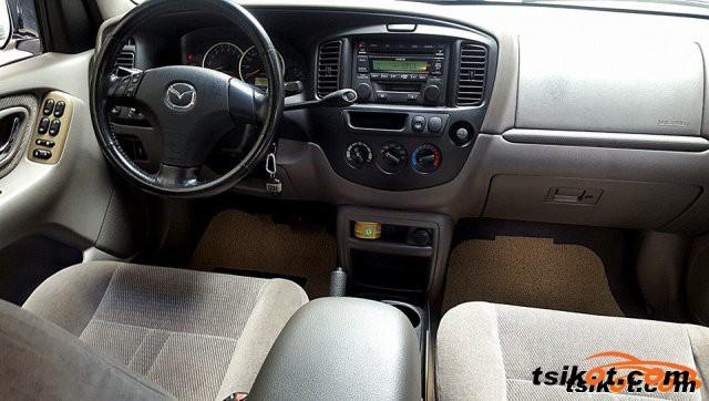 Mazda Tribute 2007 - 2