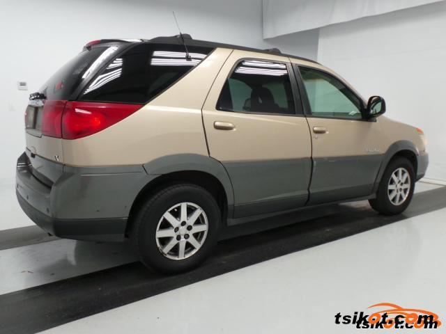 Buick Rendezvous 2002 - 2