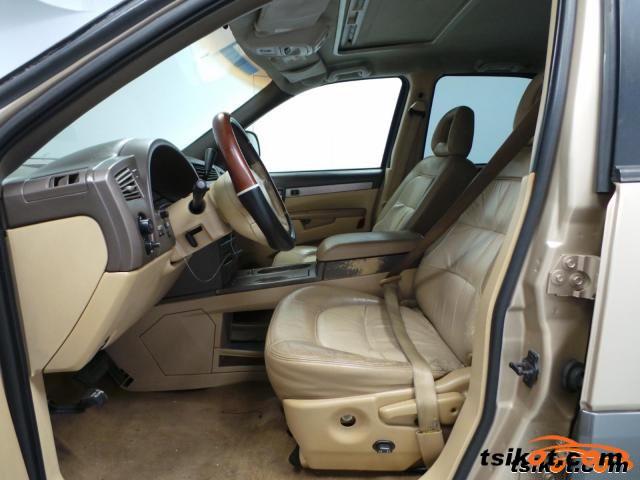 Buick Rendezvous 2002 - 3