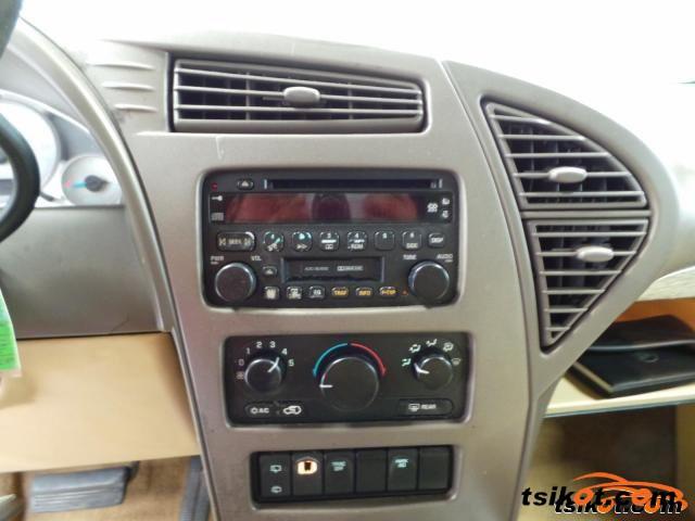 Buick Rendezvous 2002 - 4