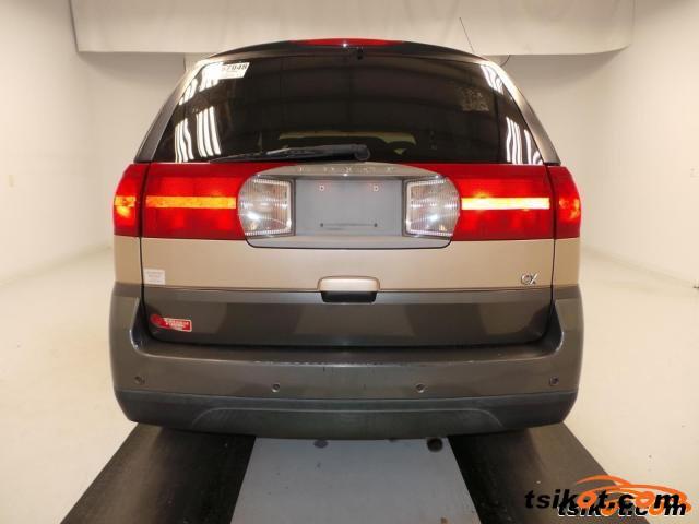 Buick Rendezvous 2002 - 5