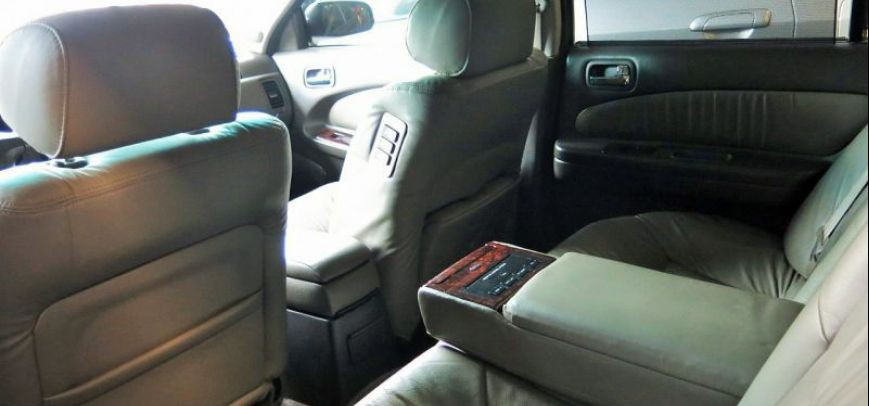 Nissan Cefiro 2001 - 4