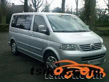 Volkswagen Multivan 2006 - 3