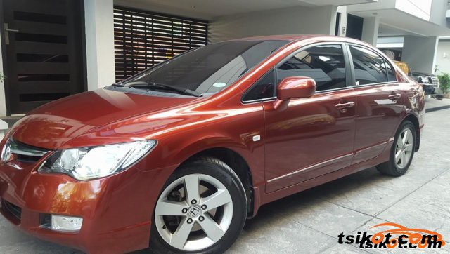 Honda Civic 2008 - 2