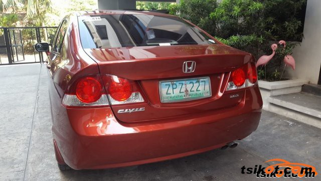 Honda Civic 2008 - 4