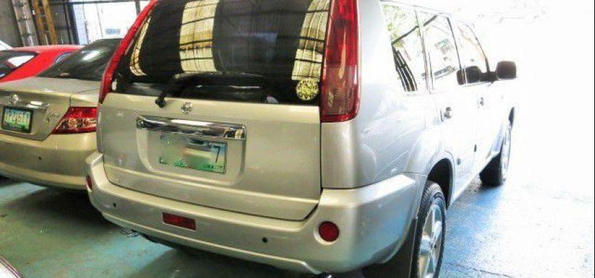 Nissan X-Trail 2008 - 2