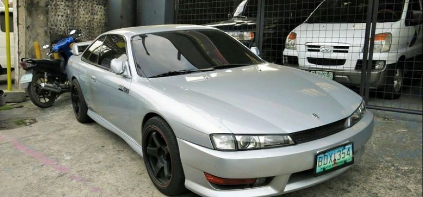 Nissan Silvia 1998 - 6