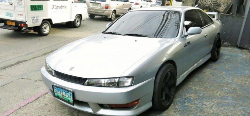 Nissan Silvia 1998 - 7