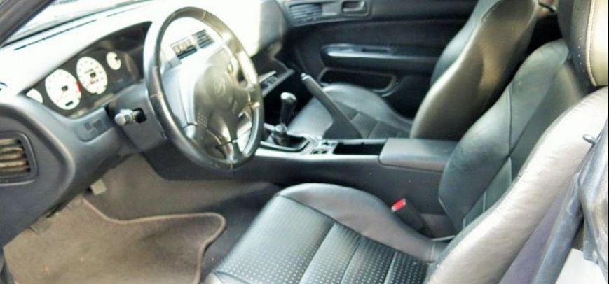 Nissan Silvia 1998 - 9